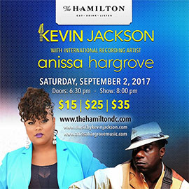 Kevin Jackson with Anissa Hargrove
